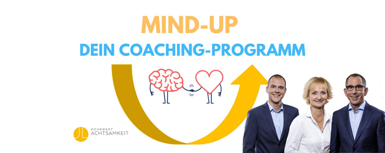 Mind-Up Dein Coaching-Programm